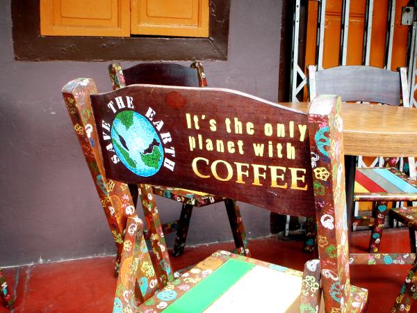 Calanthe Art Café - Melaka - Malaysia