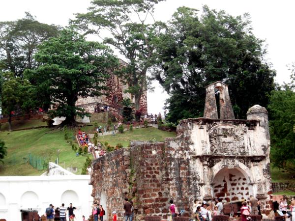St. Paul's Hill - Melaka - Malaysia
