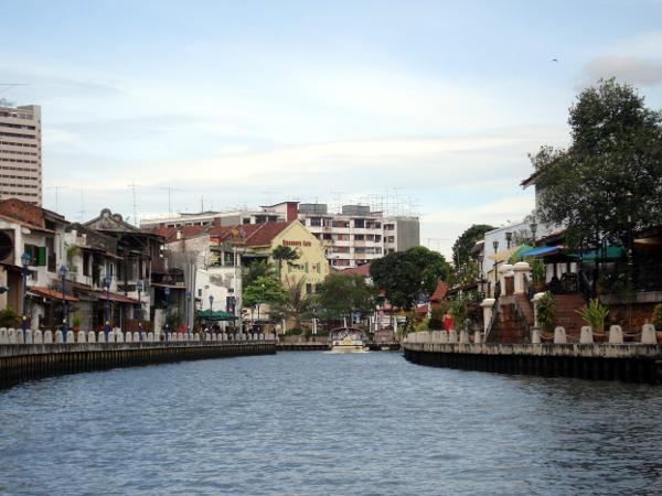 River Cruise - Melaka - Malaysia