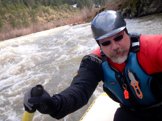 Dunn's Riffle - Rogue River