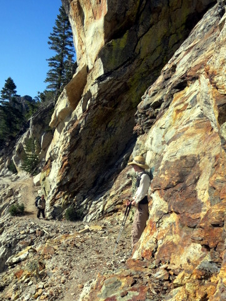 San Jacinto Mountains 2 - Pacific Crest Trail