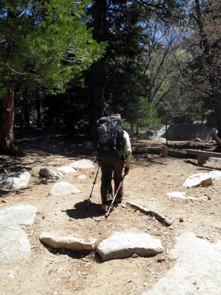 Devil's Slide Trail - Pacific Crest Trail
