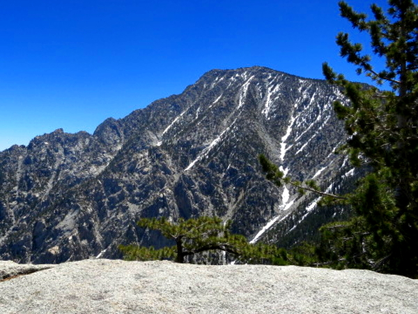 Mount San Jacinto - Pacific Crest Trail