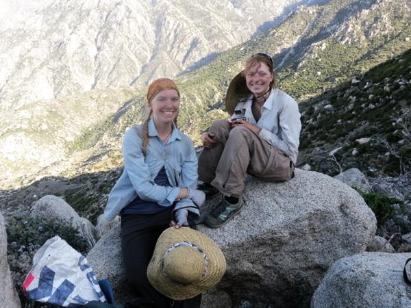 Fuller Ridge - Pacific Crest Trail