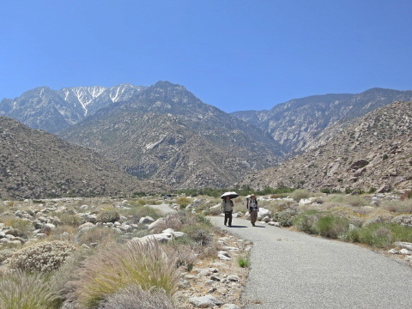 Valley of Death - Pacific Crest Trail