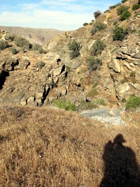 San Gorgiono Wilderness - Pacific Crest Trail