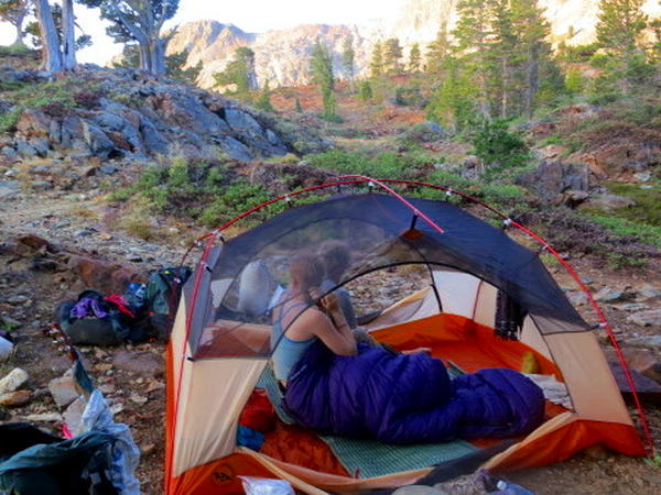 Big Agnes Copper Spur UL3 - Pacific Crest Trail