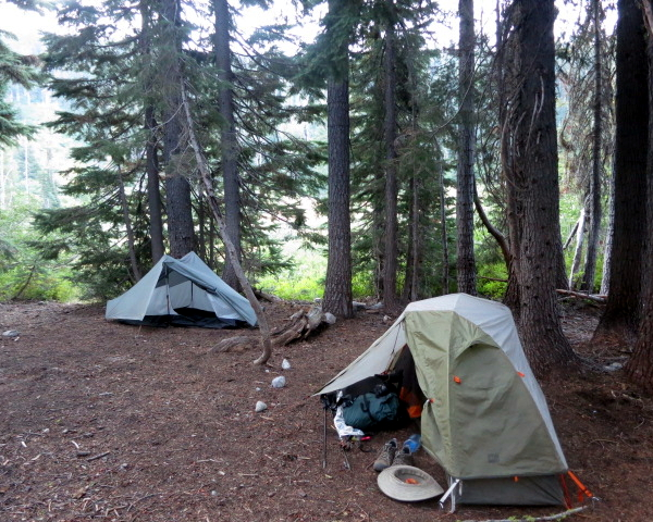 One Person Tets - Tarptent Notch and REI Quarter Dome