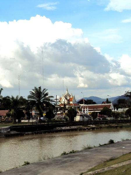 River Walk - Ranong - Thailand