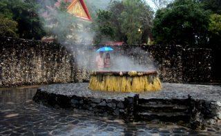 Rahsawarin Hot Springs - Ranong - Thailand
