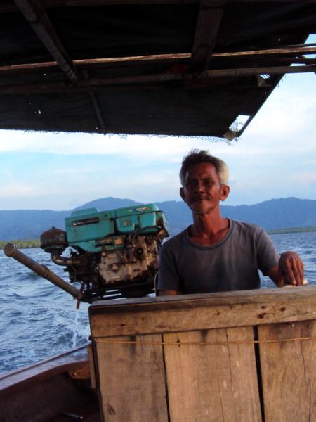 Captain - Khuraburi - Thailand