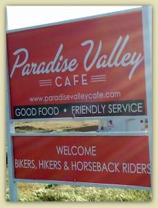 Paradise Cafe
