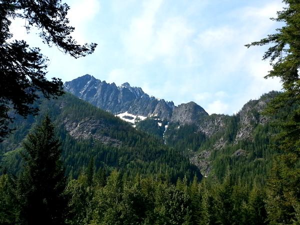 Hart Lake Trail - North Cascades