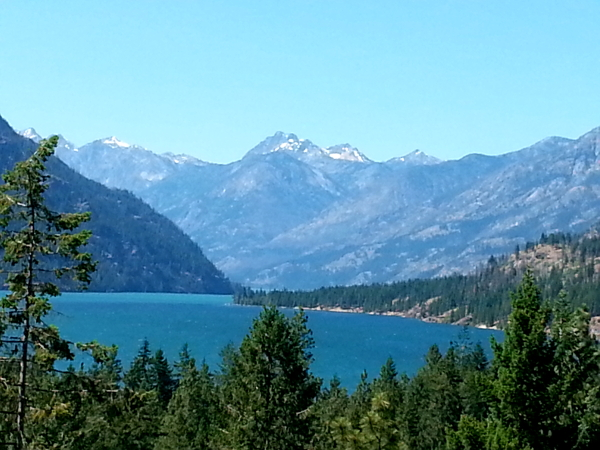 Lake Chelan - North Cascades