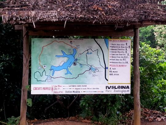Ivoloina Park - Madagascar