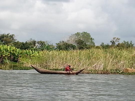 Fishing - Pangalanes Canal - Madagascar