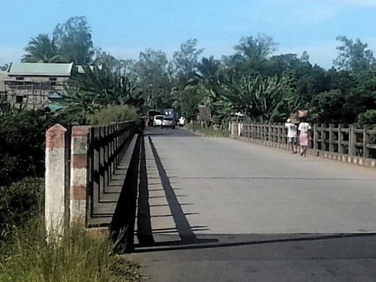 Bridge - RN2 - Madagascar