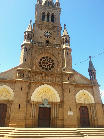 Cathedral - Antsirabe - Madagascar