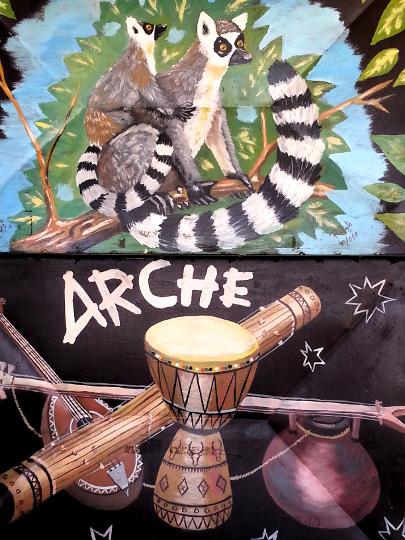Restaurant Arche - Antsirabe - Madagascar
