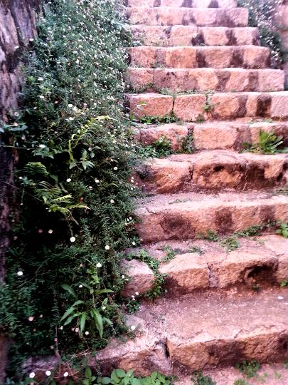 Stairs - Antsirabe - Madagascar