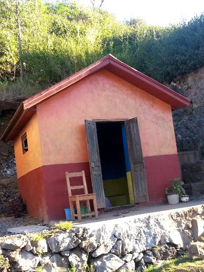 Hotsprings Bath House - Betafo - Madagscar