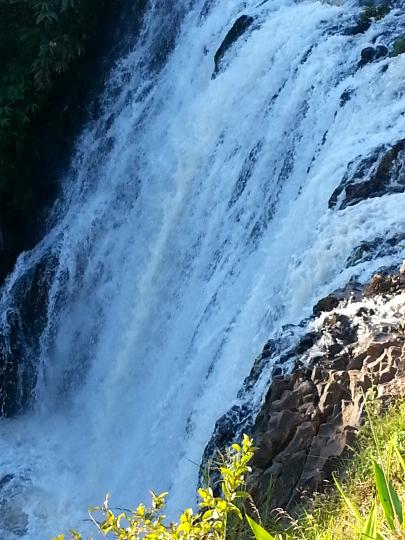 Antafofo Waterfall - Betafo - Madagascar
