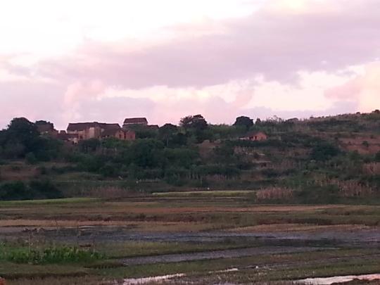 Pastel Landscape - Betafo - Madagascar