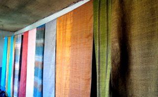 Silk Scarves - Talata - Madagasar