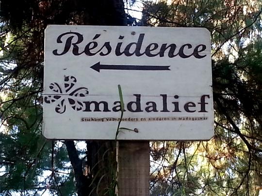 Résidence Madalief - Antsirabe - Madagascar