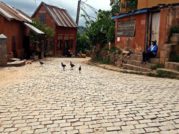 Village - Ambohimanga - Madagascar