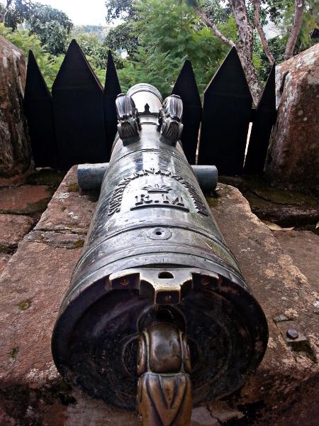 Cannon - Ambohimanga Rova - Madagascar