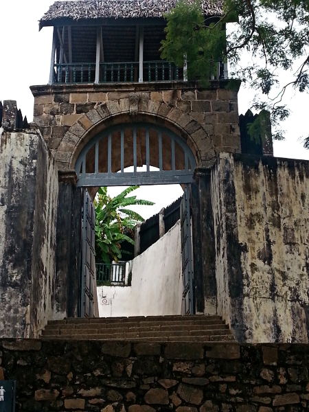 Gate - Ambohimanga - Madagascar