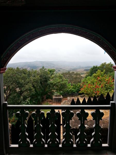 Queen's Palace - Ambohimanga - Madagascar