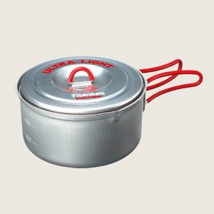 Evernew Titanium Pot