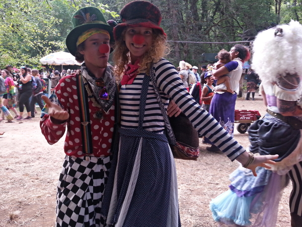 Country Fair Clowns