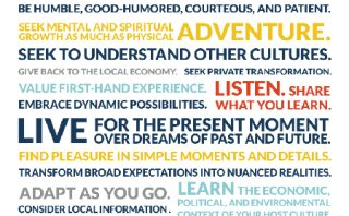 Indie Travel Manifesto