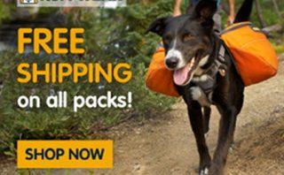 Ruffwear Dog Gear Deals