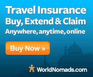 WorldNomads.com Travel Insurance